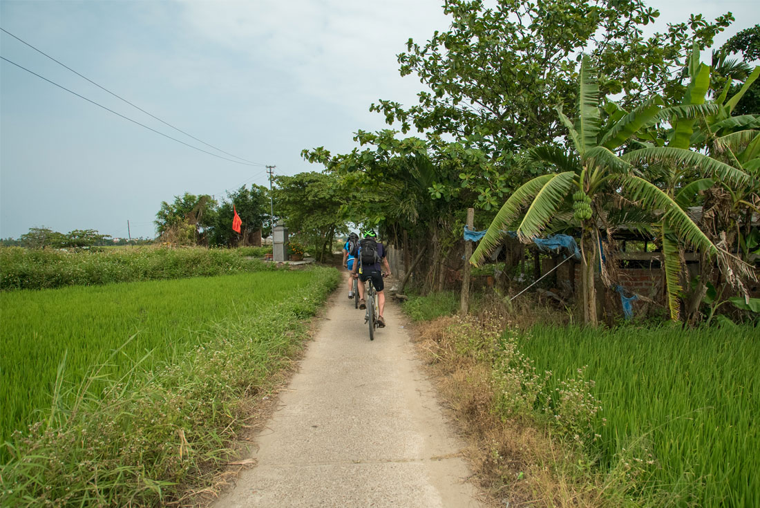 Vietnam Family Cycling Holiday 2