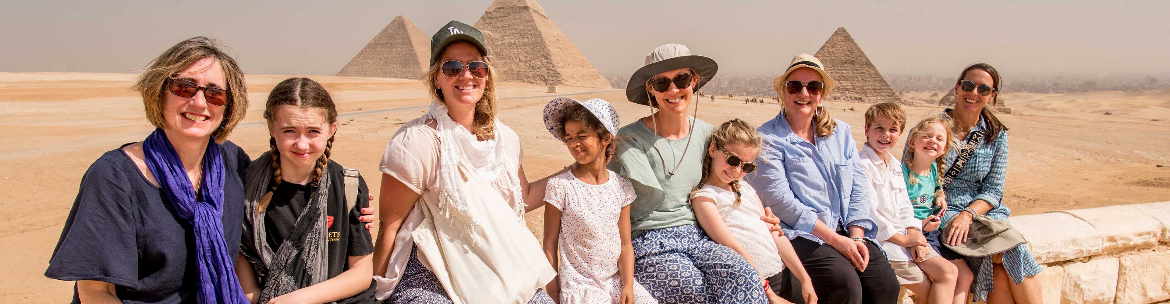 Egypt Family Holiday for Solo Parents