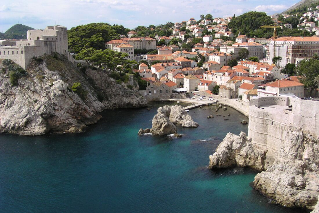 Cruising the Adriatic Coast: Dubrovnik to Athens 1