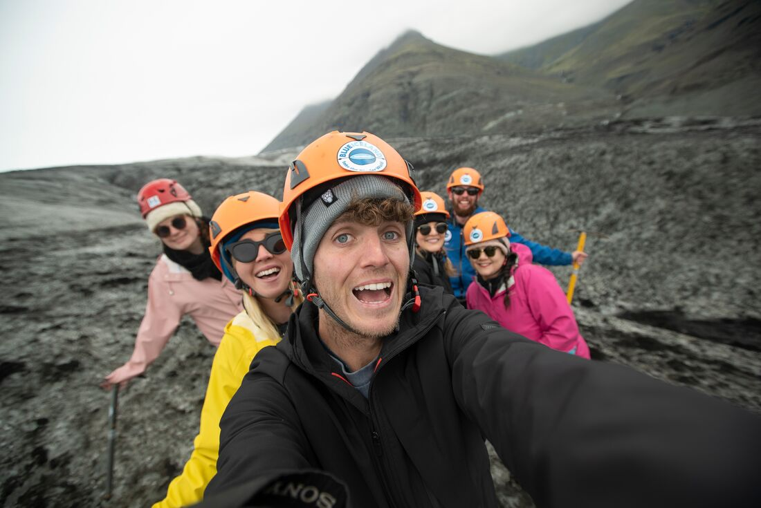 One Week Camping in Iceland 2