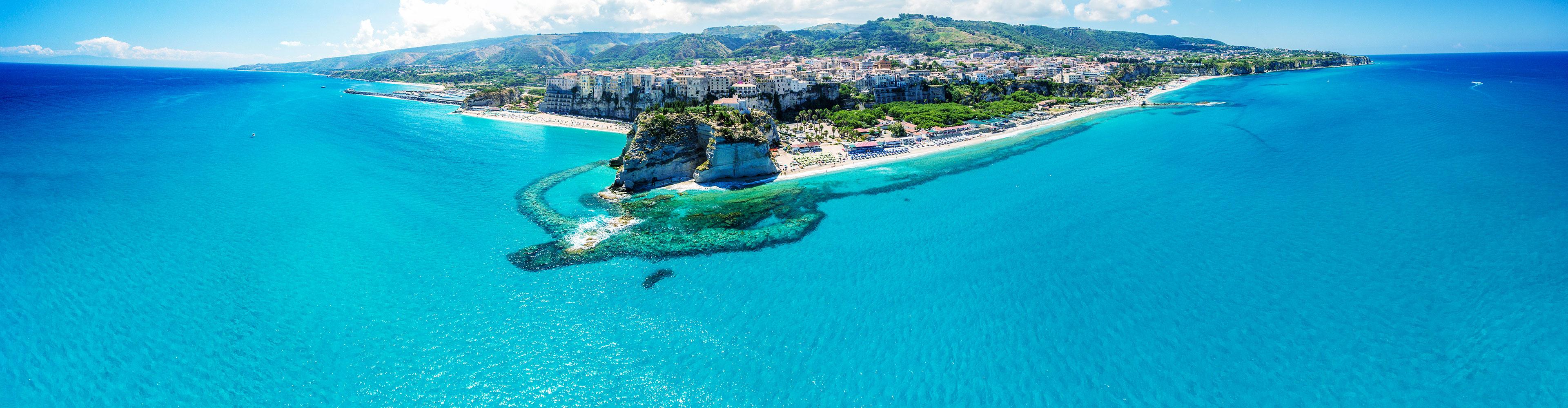 Highlights of Calabria & Sicily