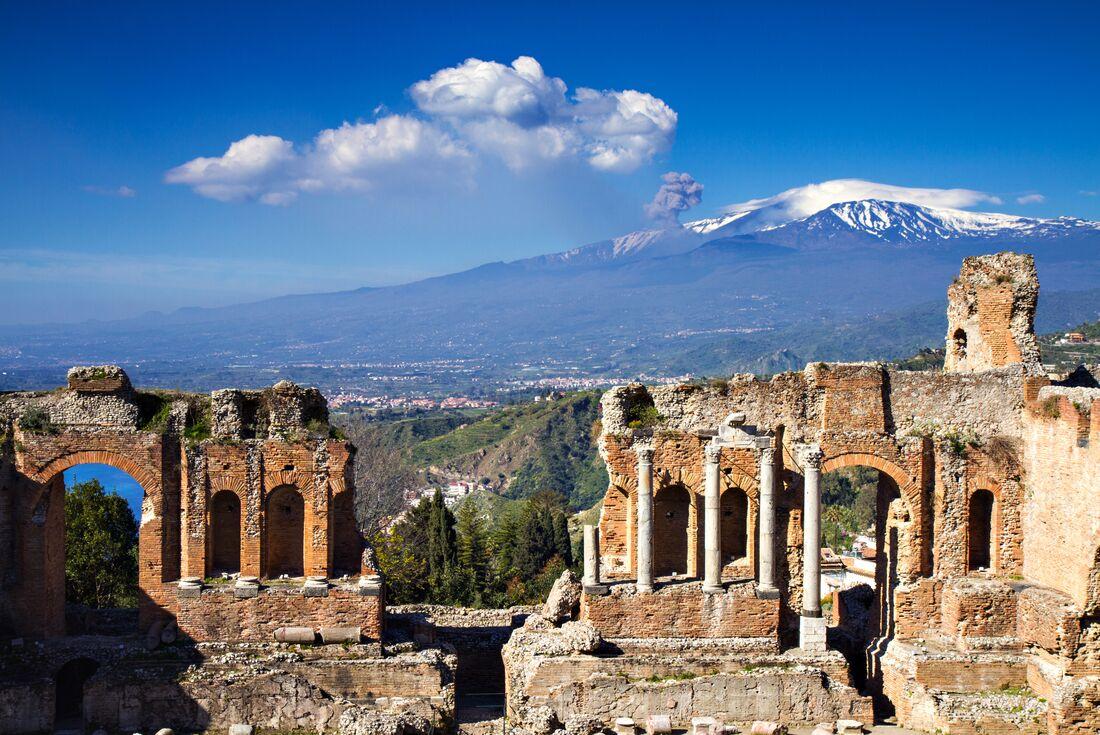 Highlights of Calabria & Sicily 2
