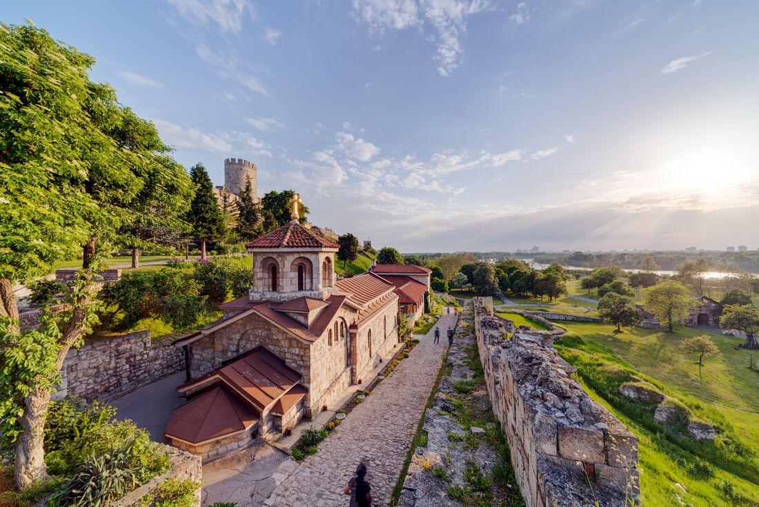 Budapest & the Balkans 2