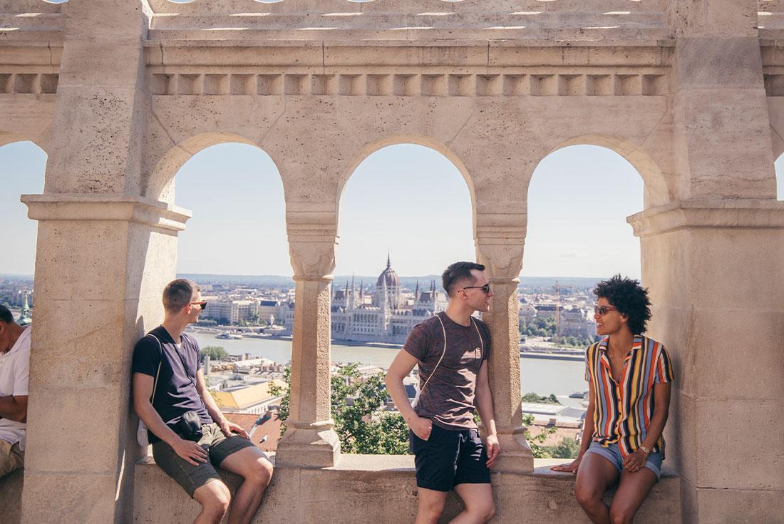 Budapest & the Balkans 3