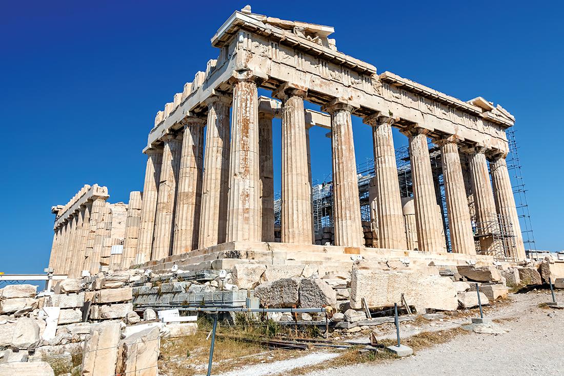Athens to Santorini 3