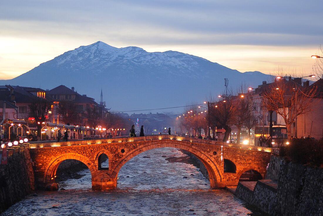 Kosovo, Albania & Macedonia Explorer 2