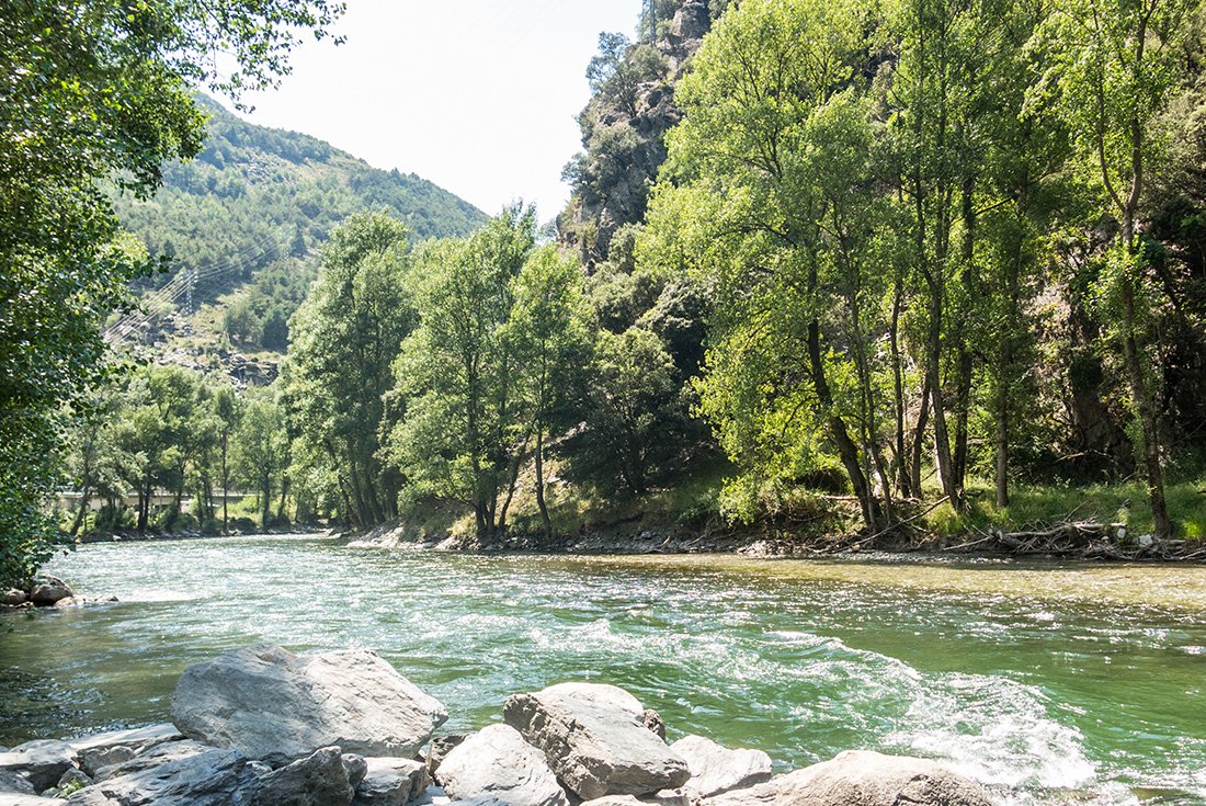 Summer Pyrenees Family Holiday with teenagers 4