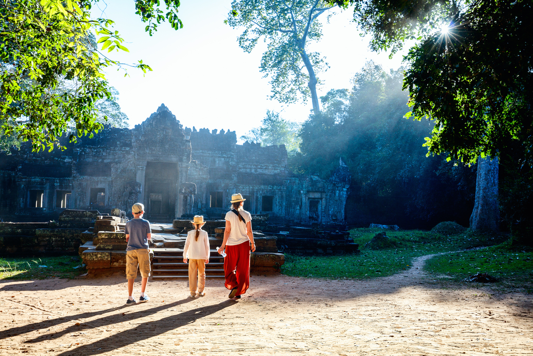 Vietnam & Cambodia Family Holiday 3