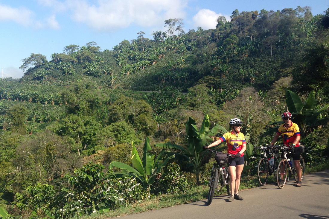 Cycle Colombia 1