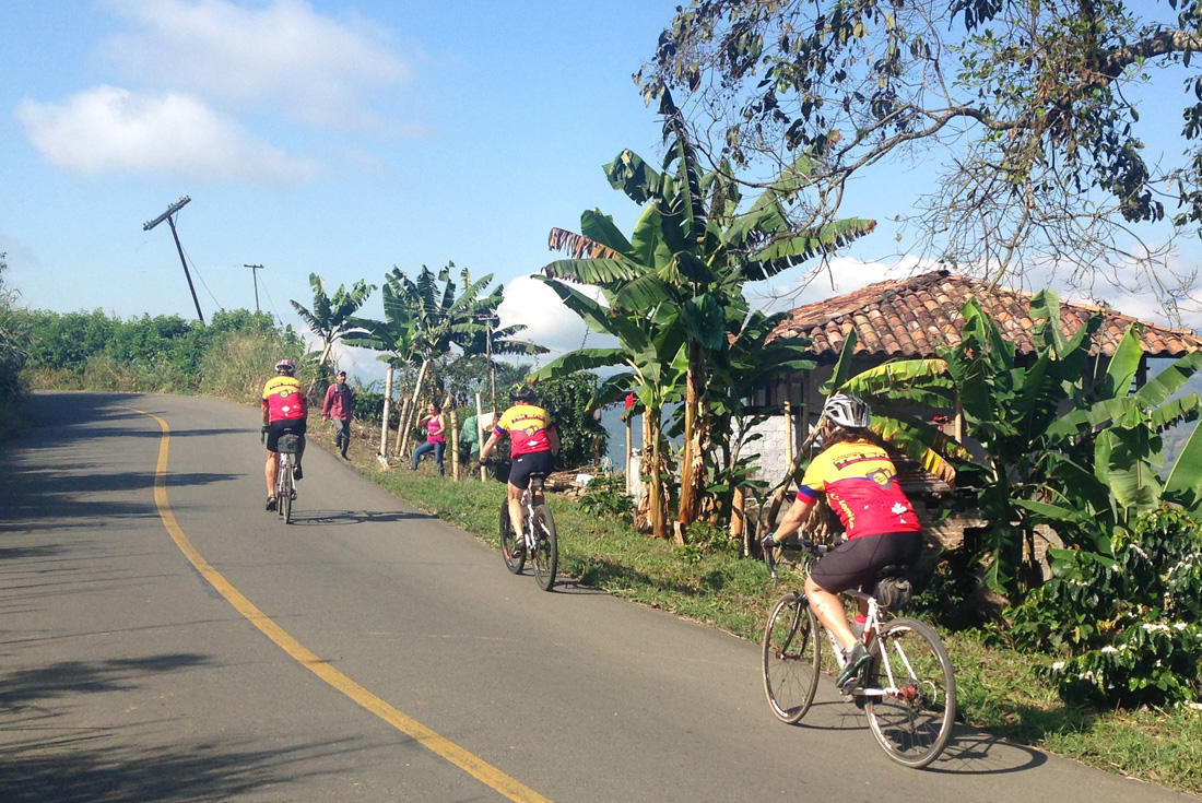 Cycle Colombia 4