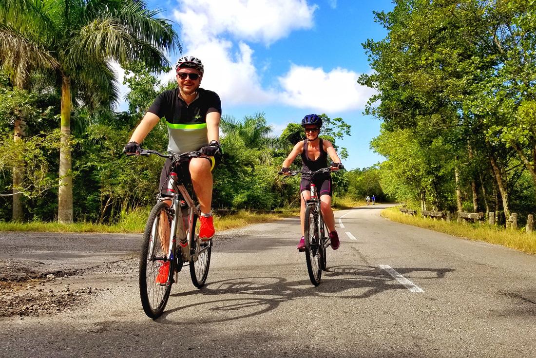 Cycle Cuba: West 3