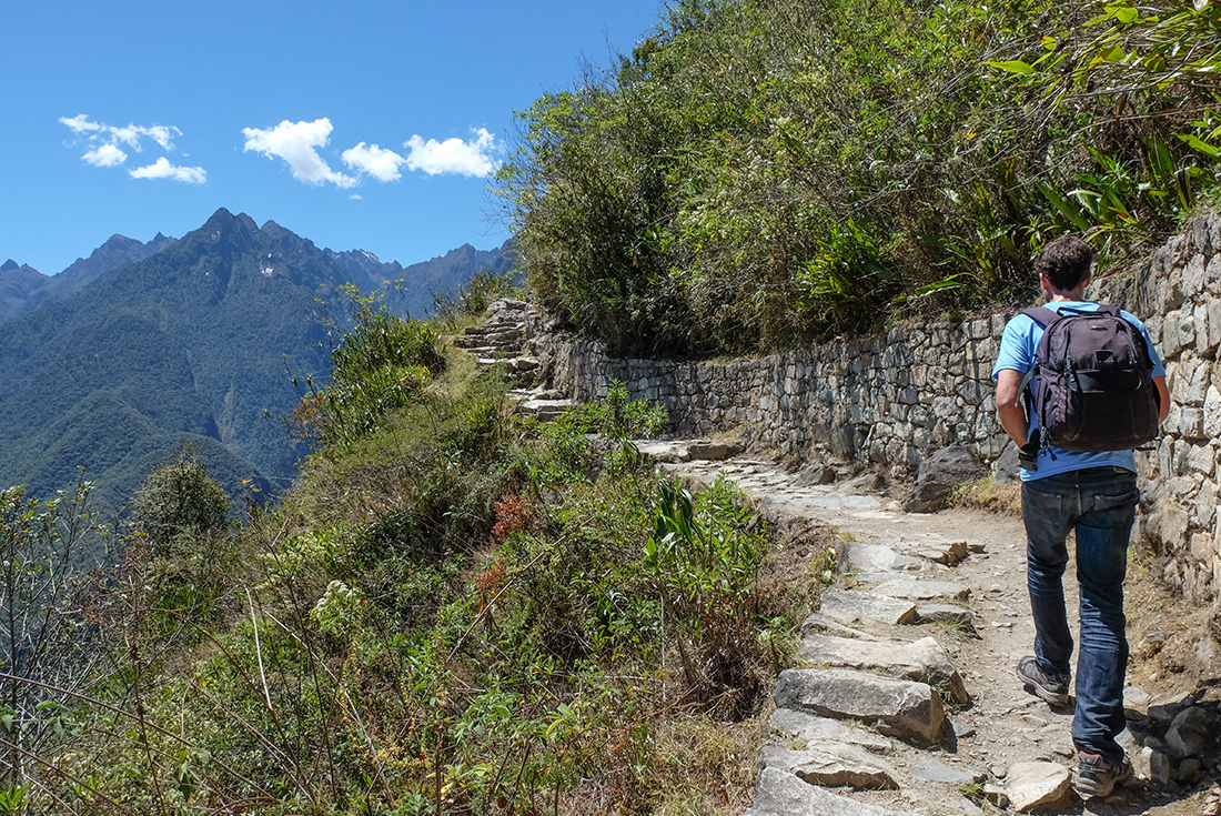 Cycle Peru with Inca Trail (Machu Picchu & the Sacred Valley) 3
