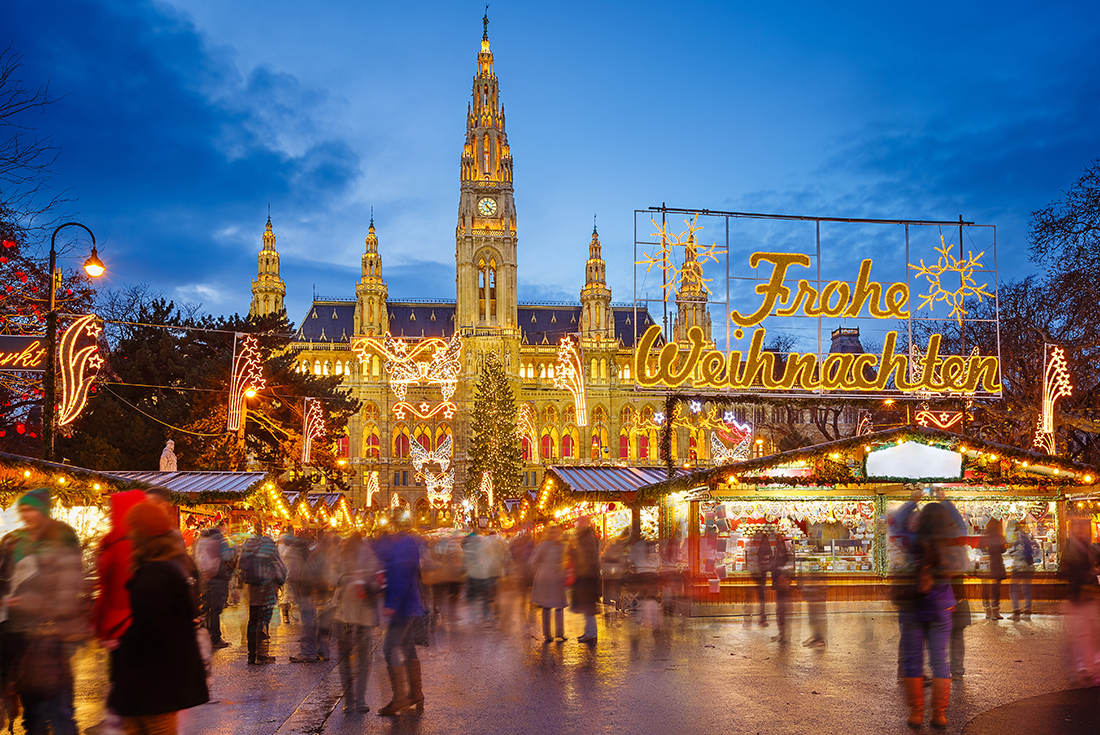Europe Christmas Markets: Munich to Budapest