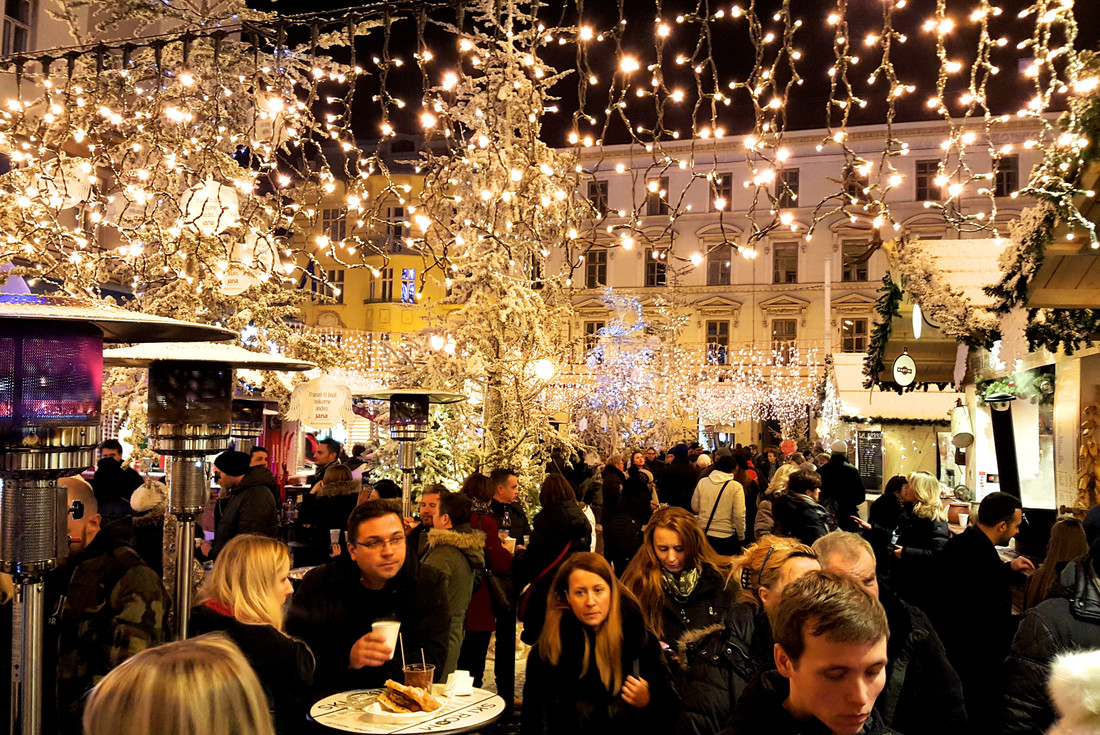 Europe Christmas Markets: Budapest to Zagreb