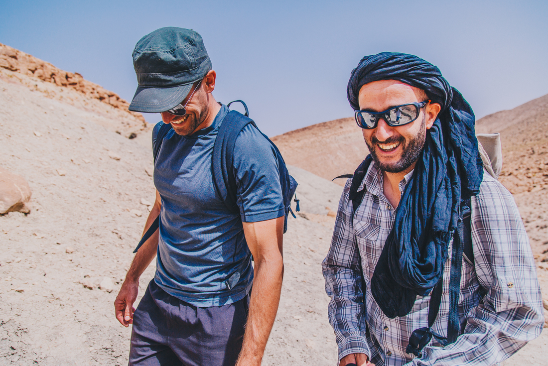 Morocco Expedition – Walking with Berber Nomads 1