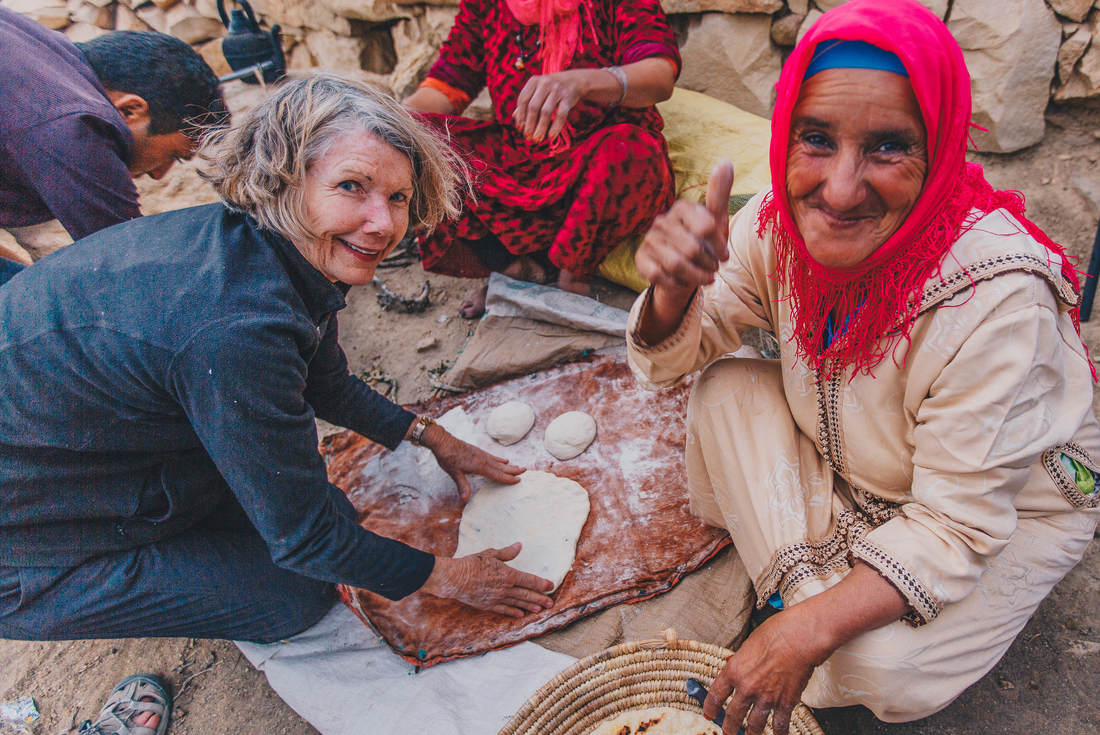 Morocco Expedition – Walking with Berber Nomads 2