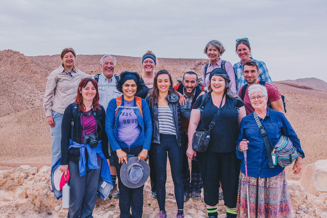 Morocco Expedition – Walking with Berber Nomads 3