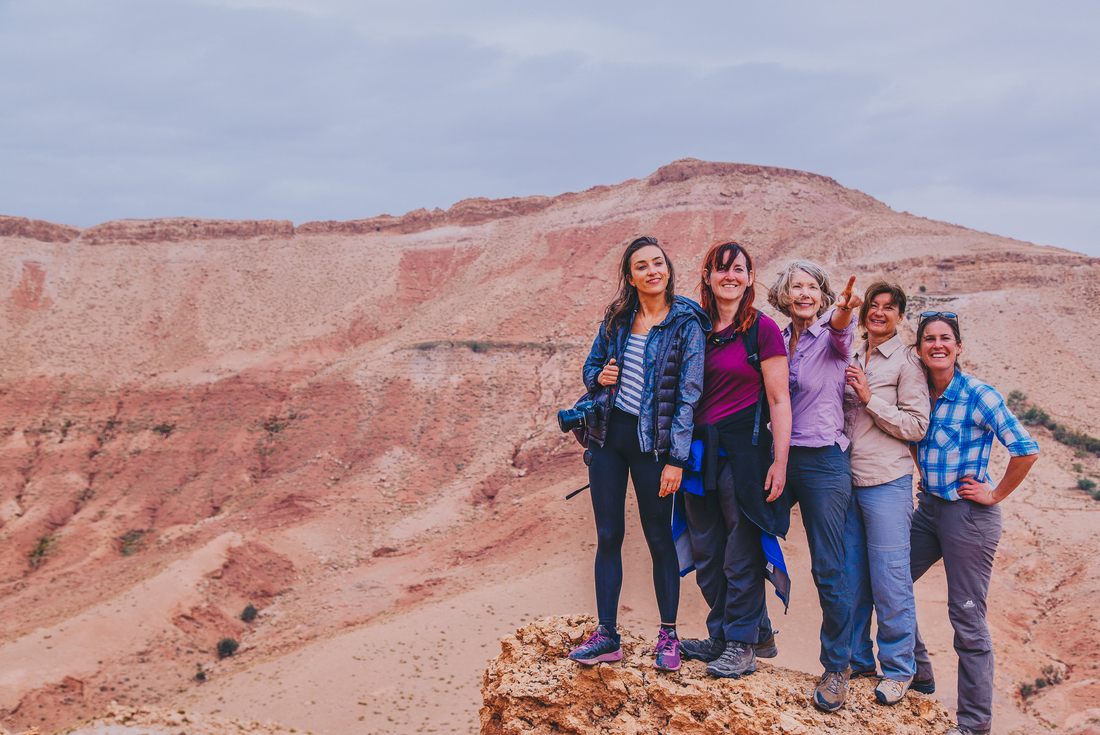 Morocco Expedition – Walking with Berber Nomads 4