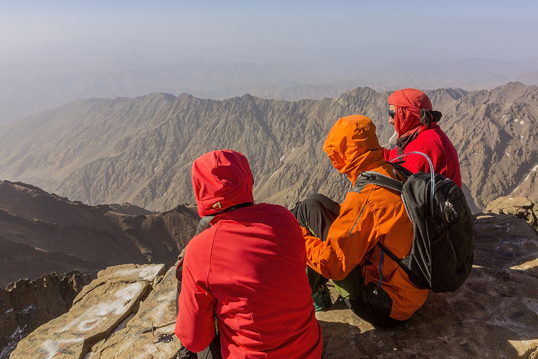 Mount Toubkal Trek 1
