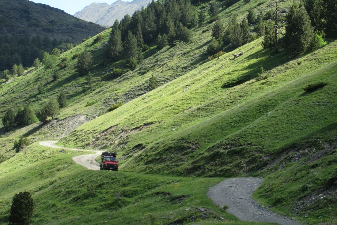 Andorra: Hike, Bike & Raft 4