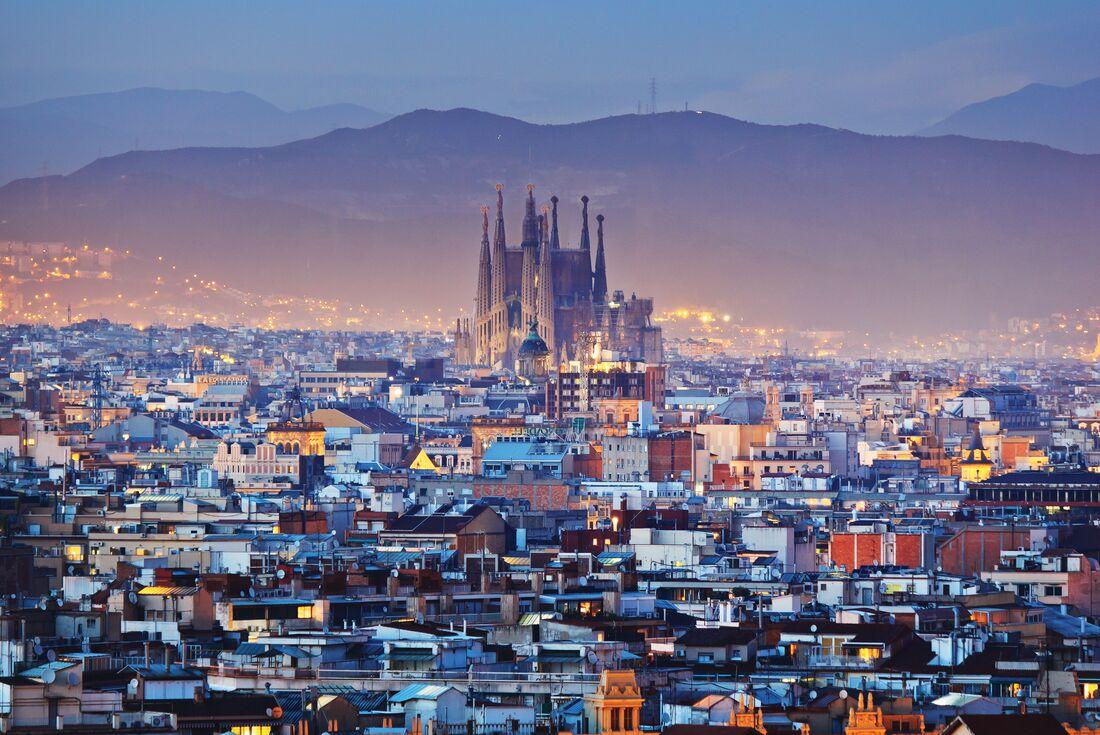 Barcelona to Rome 2
