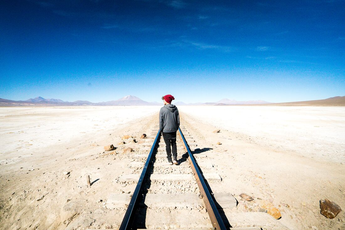 Bolivian Salt Flats Adventure 2