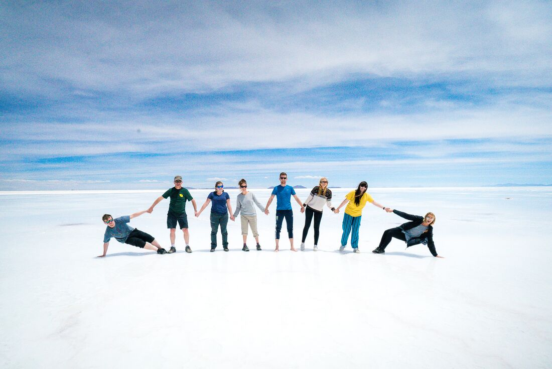 Bolivian Salt Flats Adventure 4