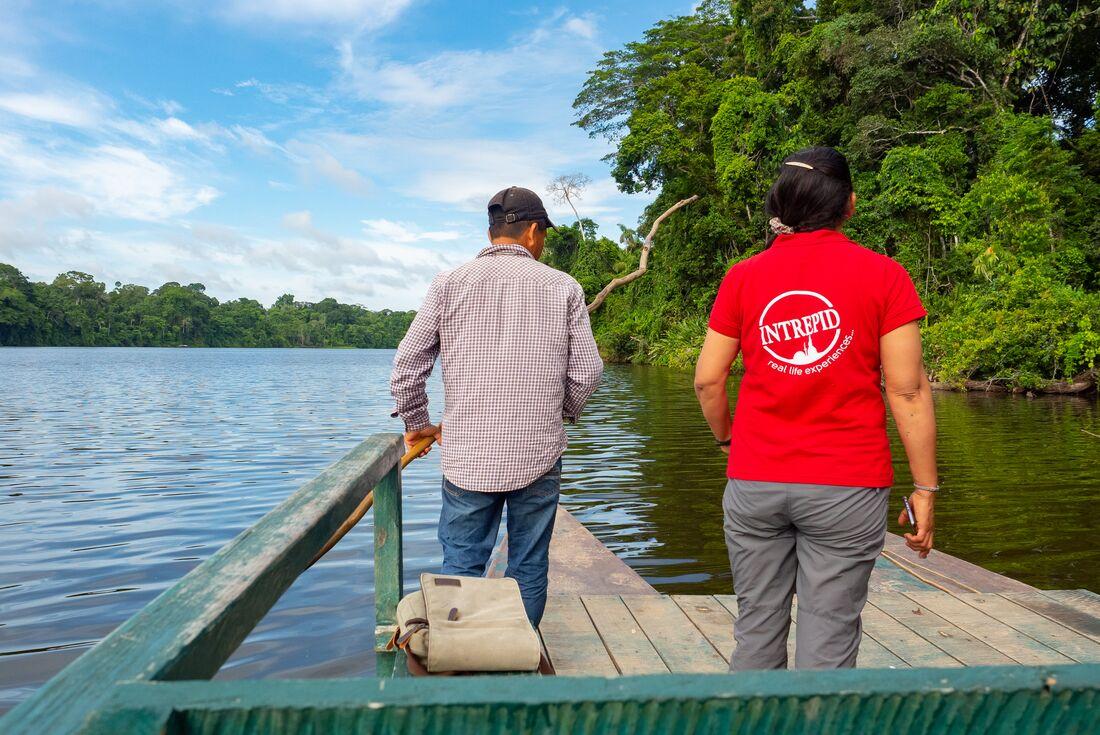 Peru: Amazon Jungle Short Break 2