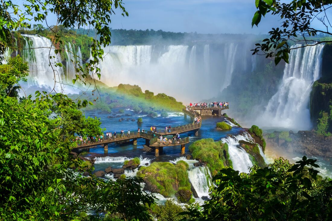 Iguazu Falls Short Break 1