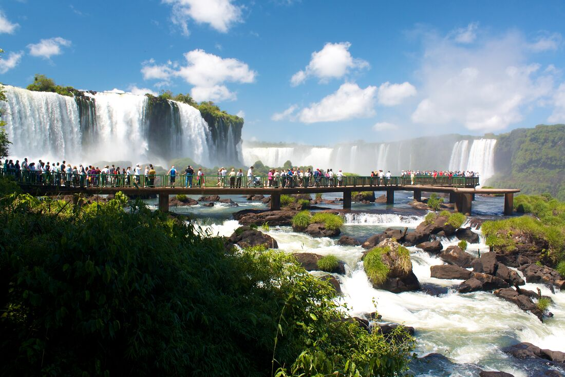 Iguazu Falls Short Break 4