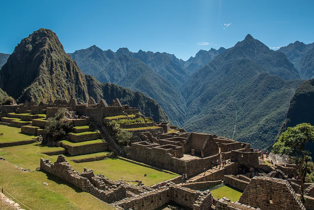 Quarry Trail to Machu Picchu Extension 2