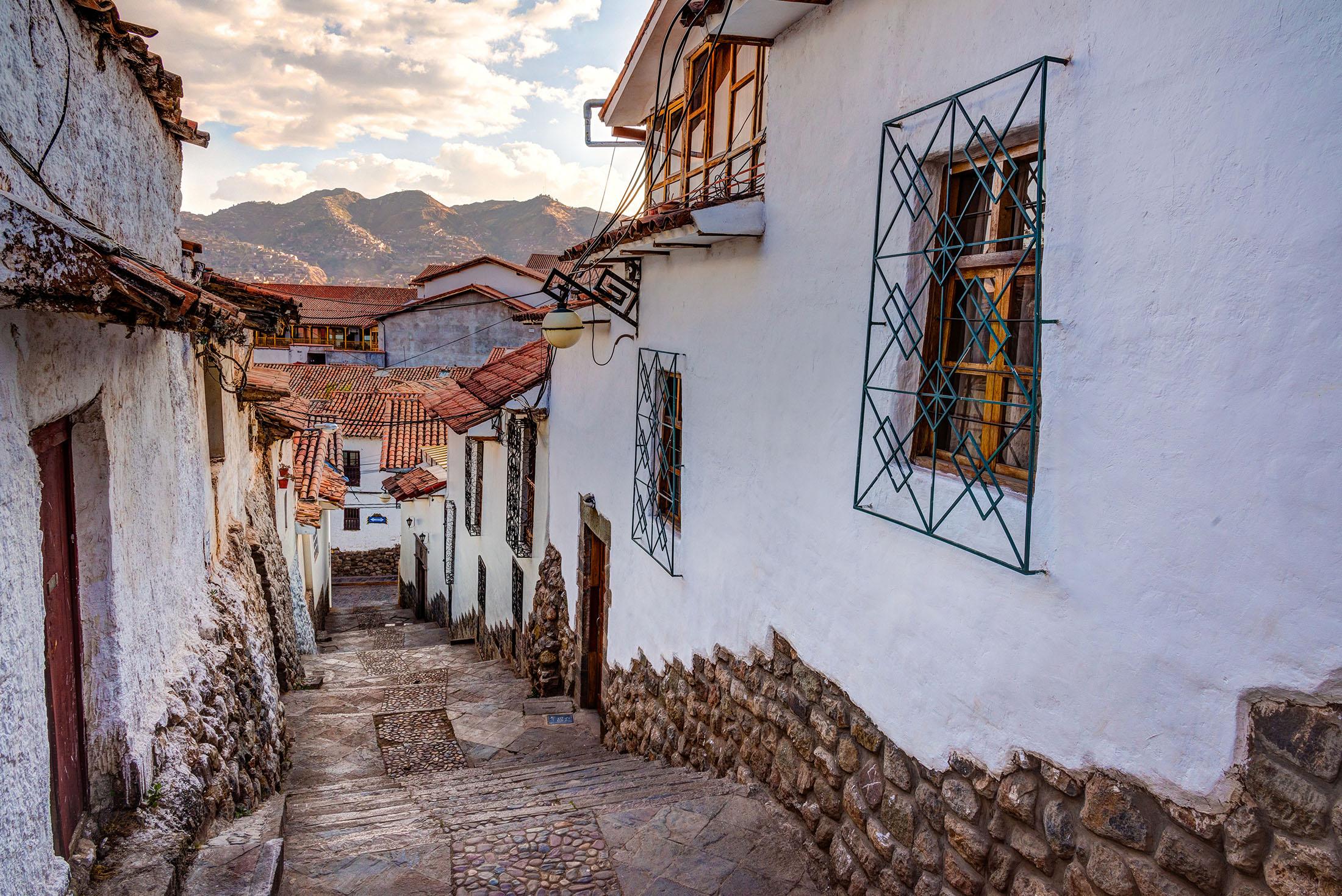 Peru: Hike, Bike & Climb 4