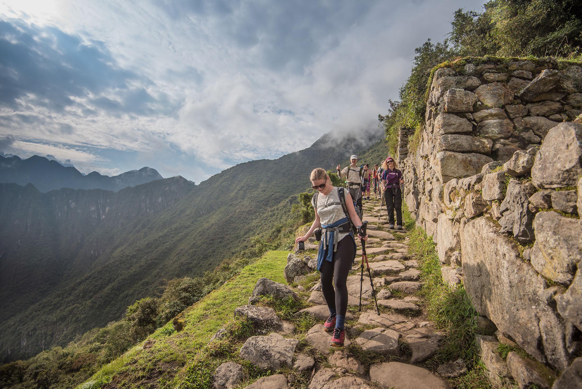 Peru: Hike, Bike & Climb 2