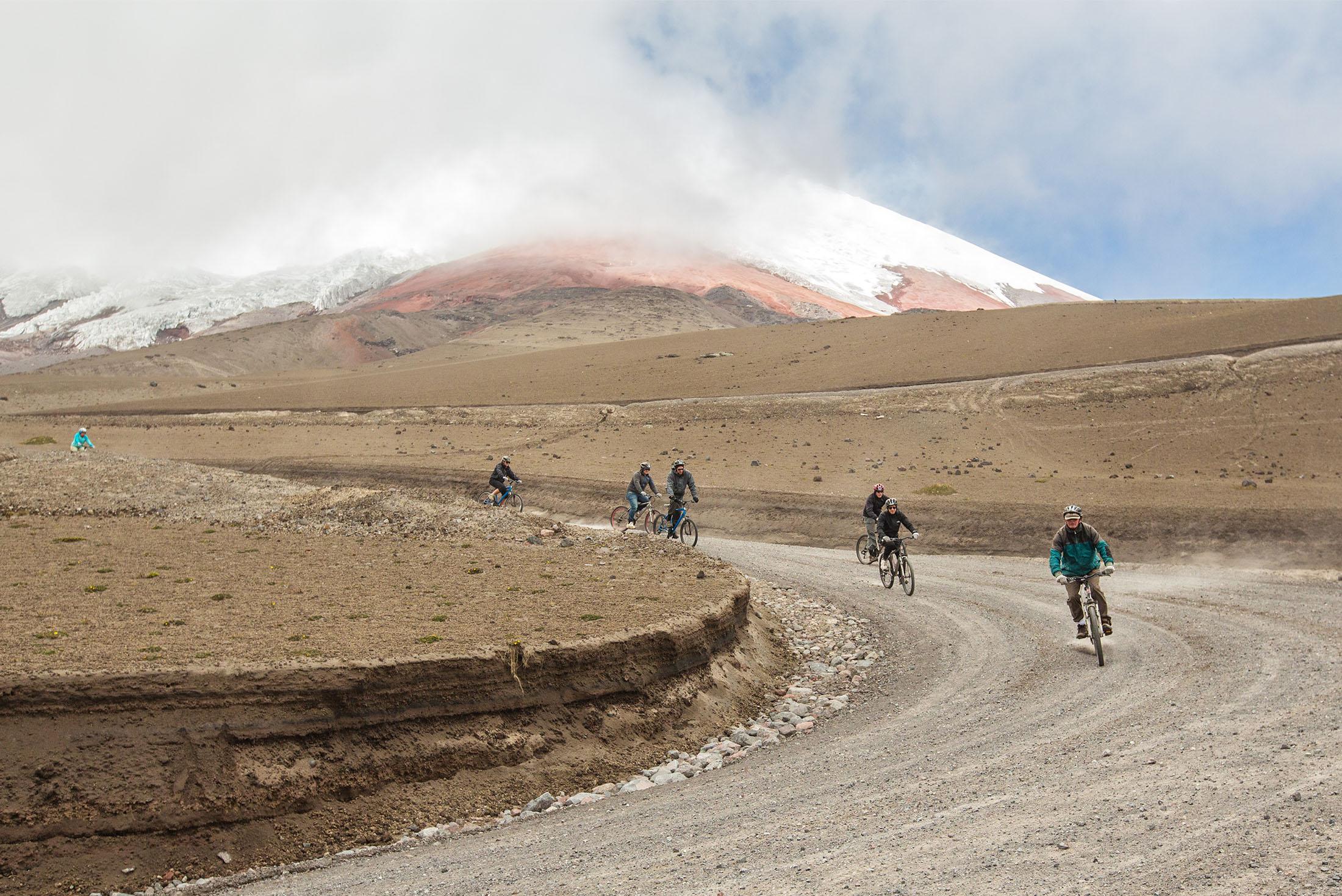Ecuador: Hike, Bike & Raft 4