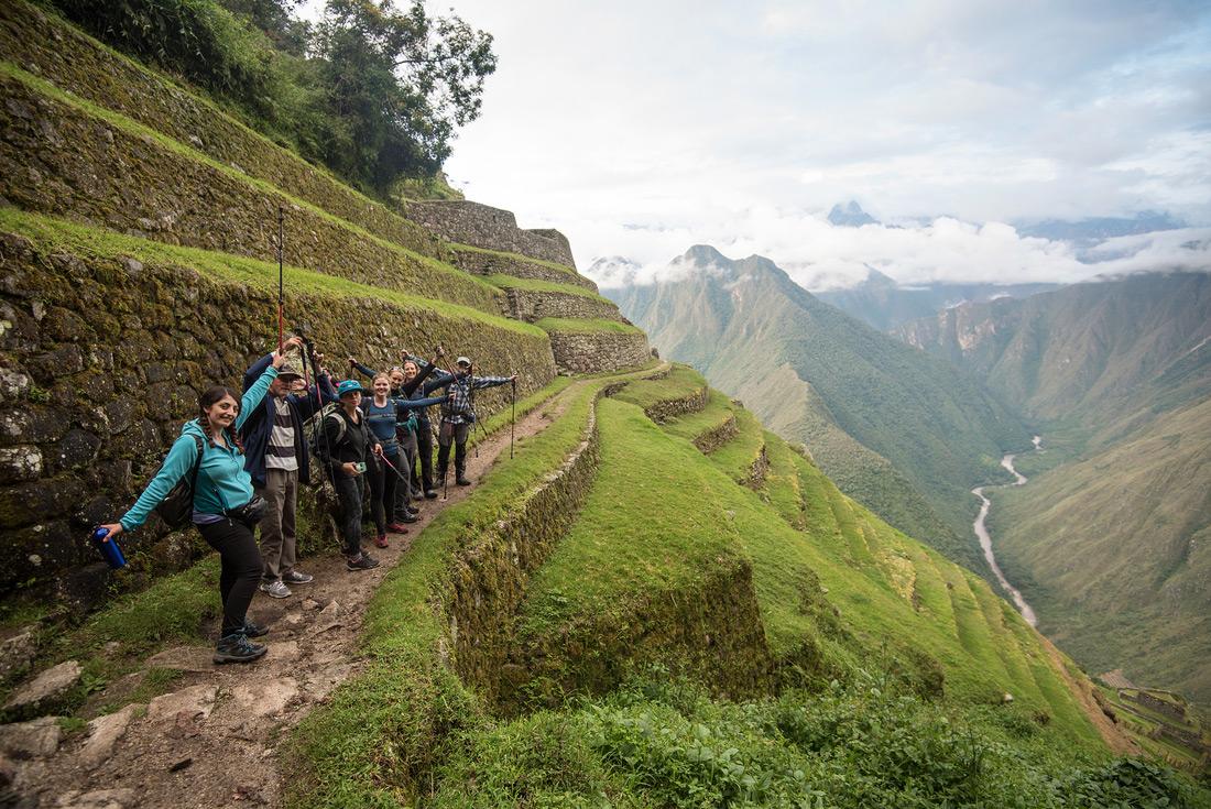 Inca Trail & Amazon Adventure 3
