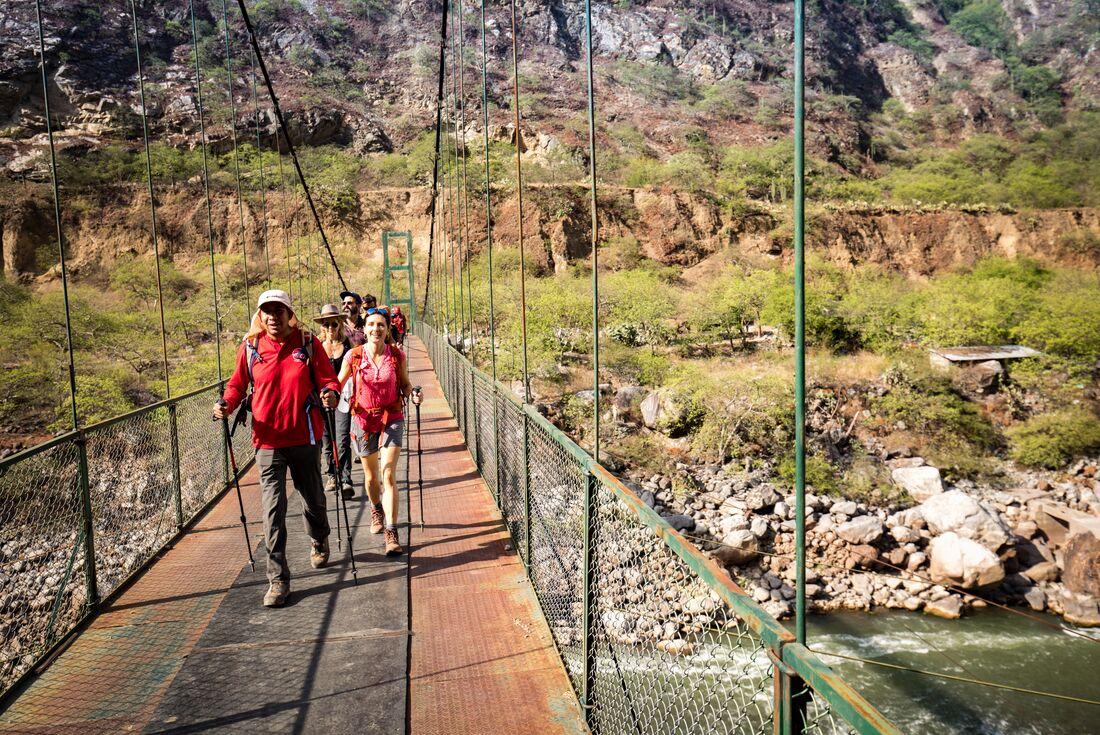 Choquequirao Trek to Machu Picchu 2
