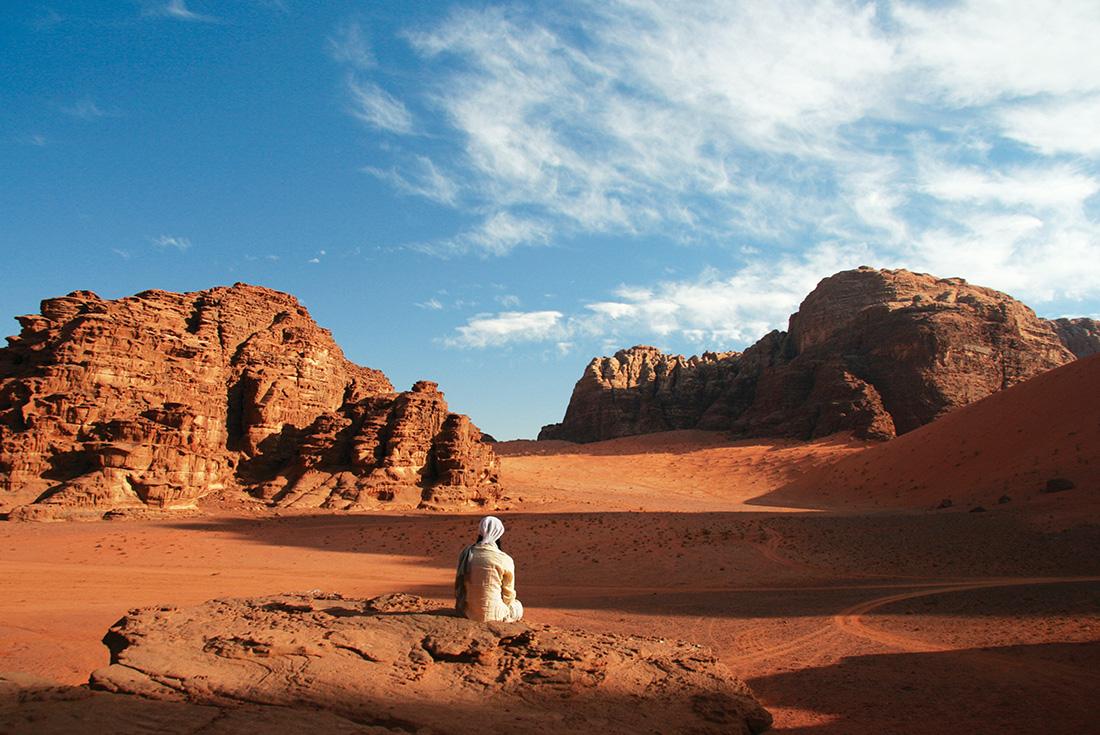 Cycle Jordan: Petra & Wadi Rum 2