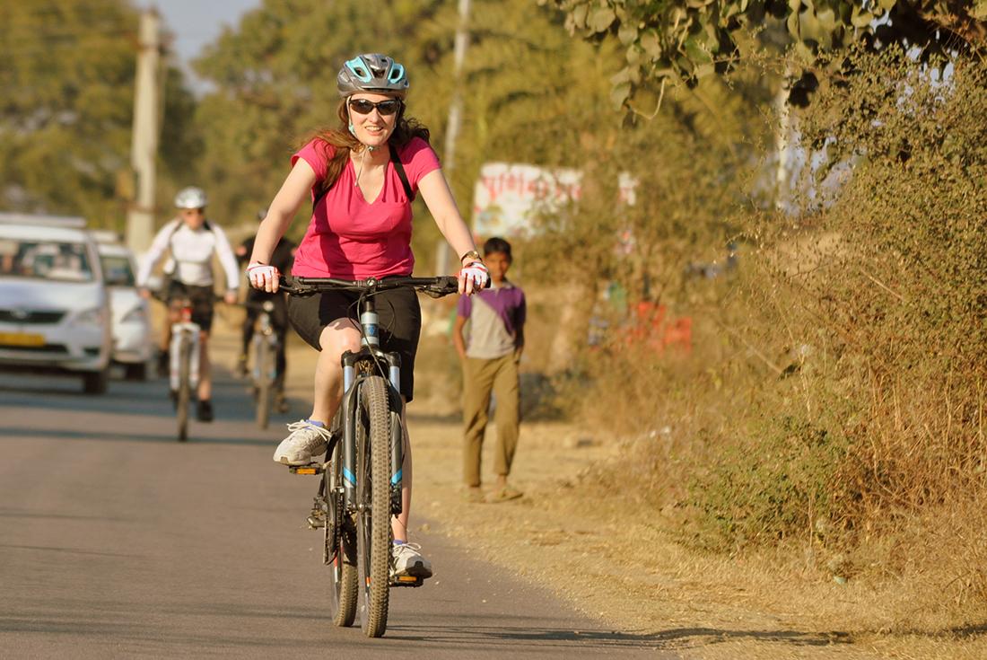 Cycle Rajasthan 4
