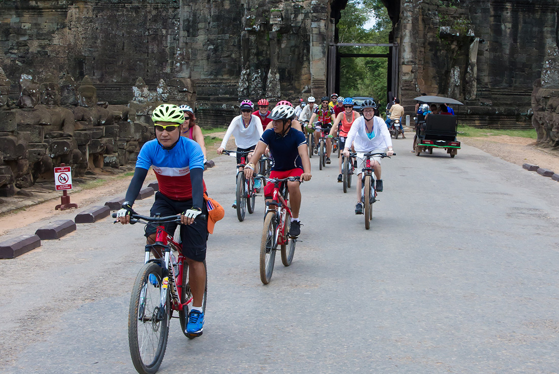 Cycle Vietnam, Cambodia & Thailand 4
