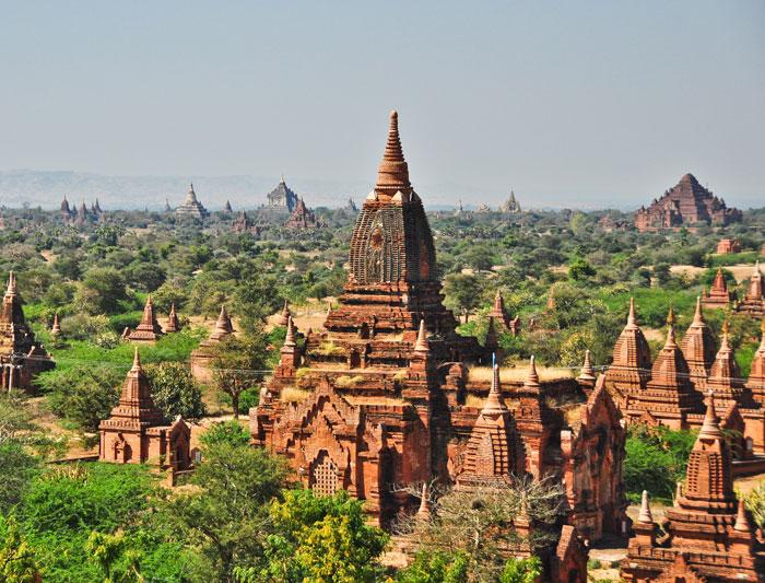 Cycle Myanmar (Burma) 2