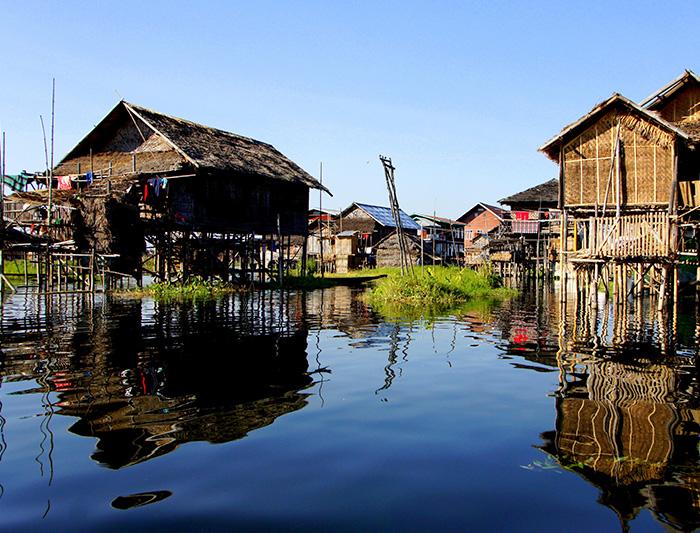 Cycle Myanmar (Burma) 4