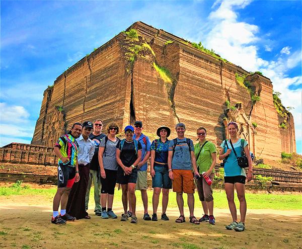 Cycle Myanmar (Burma) 3