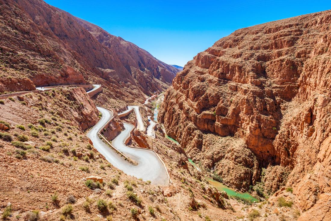 Cycle Morocco 3