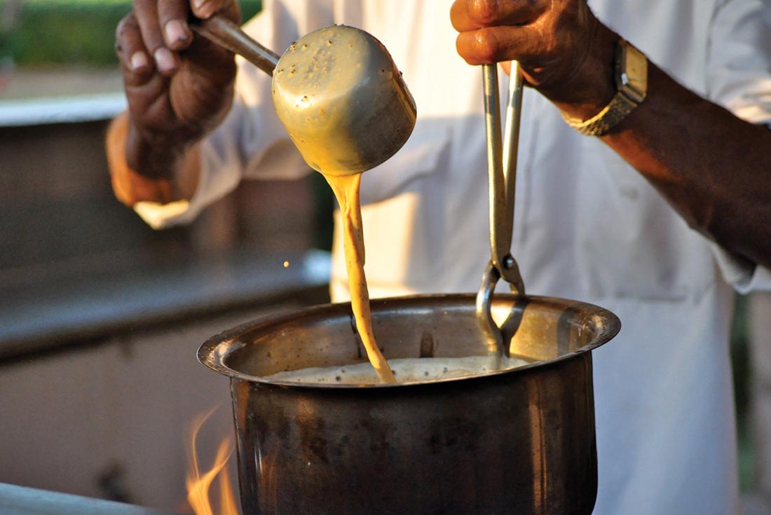 India Real Food Adventure 4