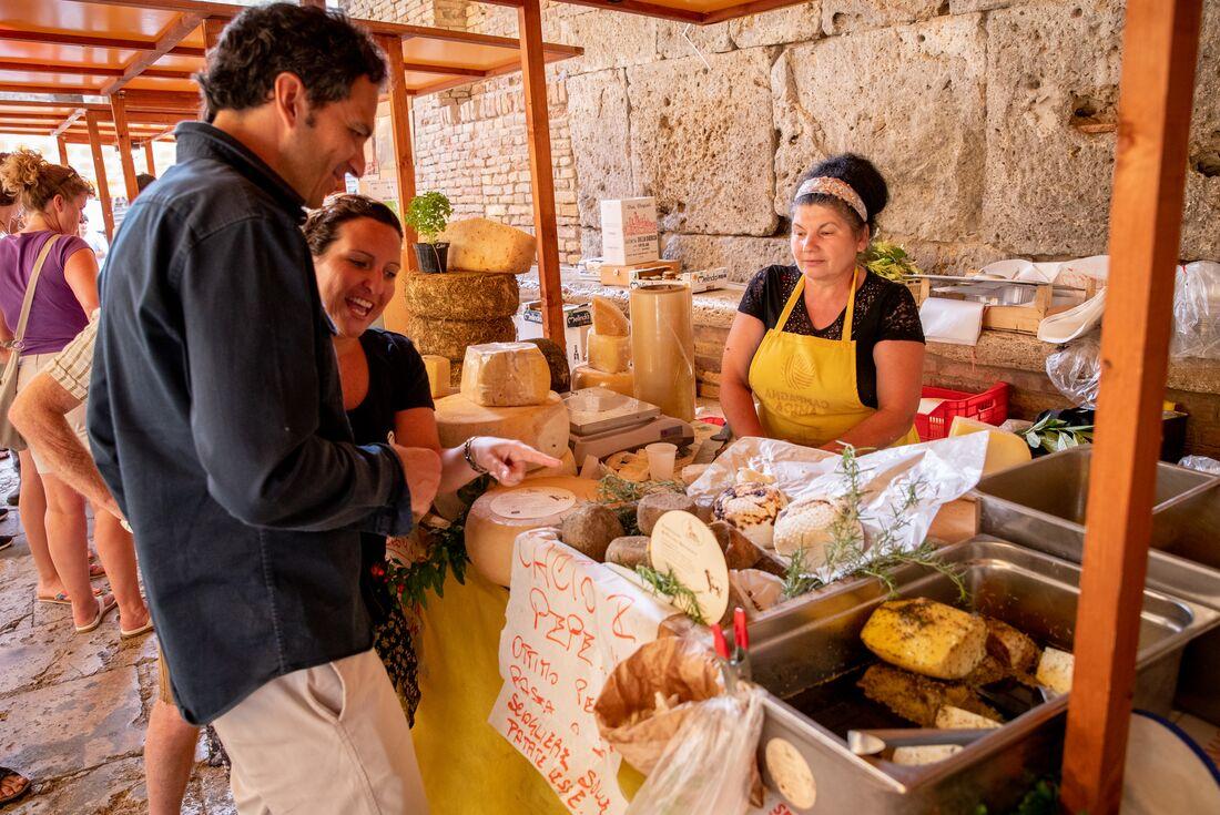 Italian Odyssey Real Food Adventure 1