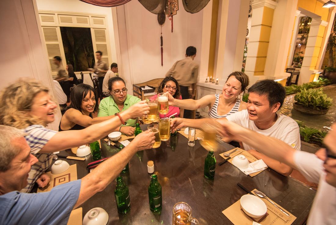 Vietnam & Cambodia Real Food Adventure 4