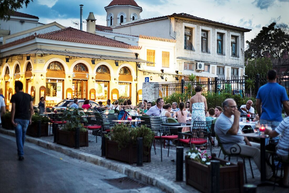 Greece Real Food Adventure 2