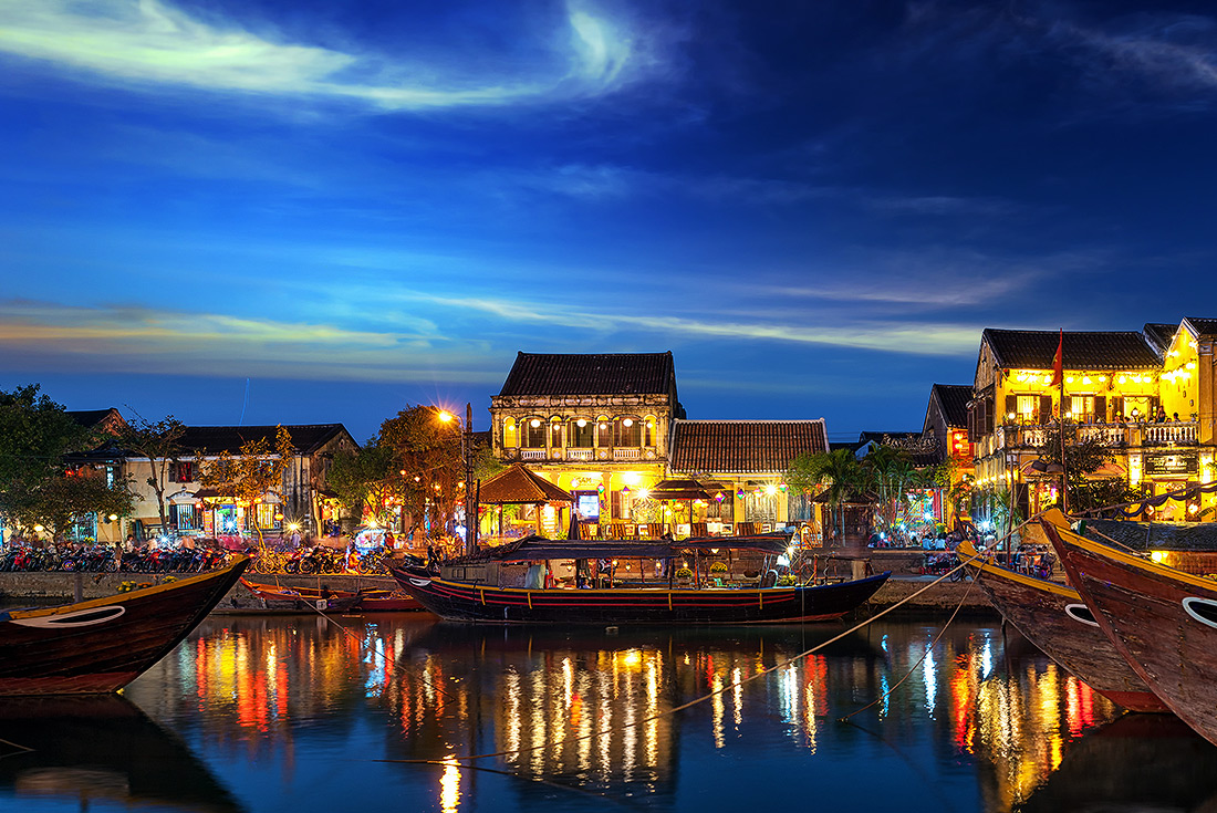 South Vietnam Coastal Cruising: Hoi An to Ho Chi Minh 1