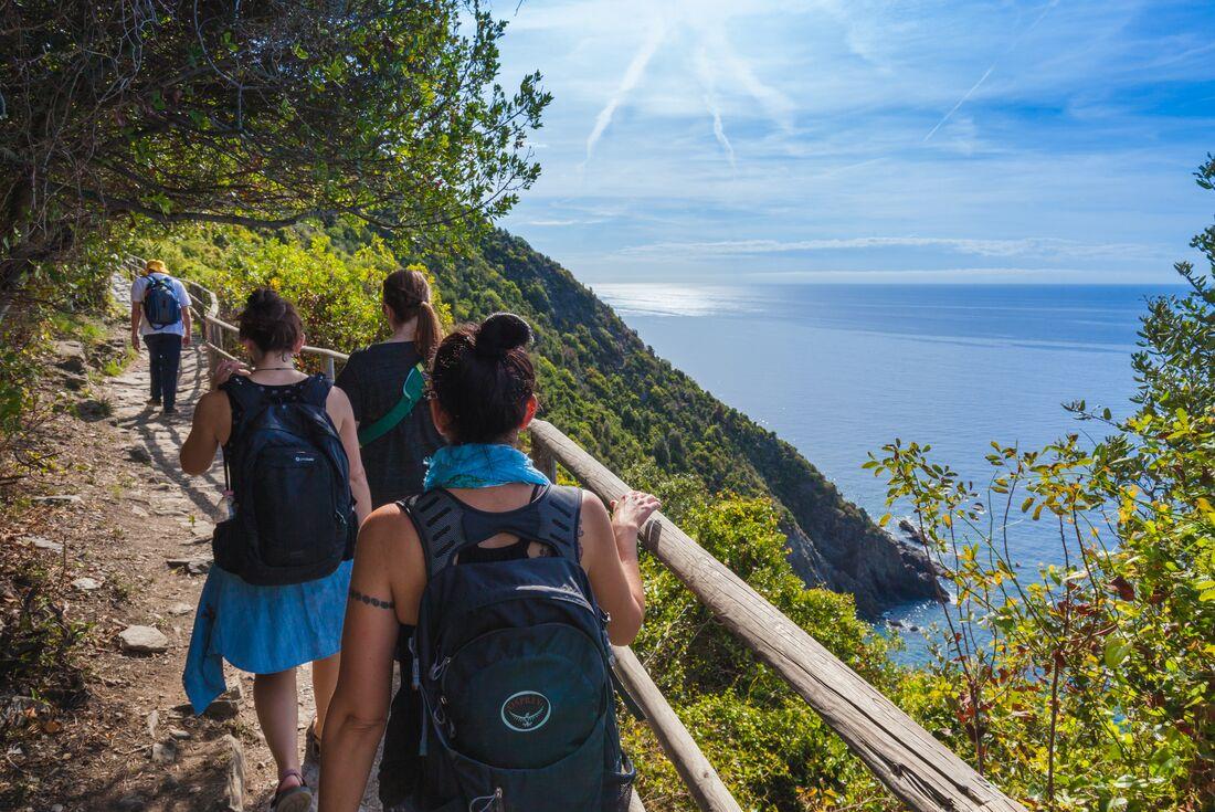 Cinque Terre: Hike, Bike & Kayak 2