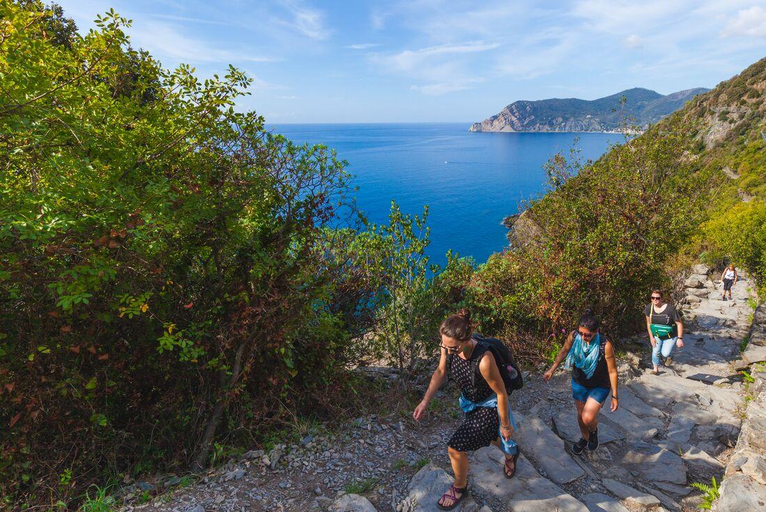 Cinque Terre: Hike, Bike & Kayak 4